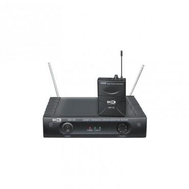 KMI100 BELT MICRO INALAMBRICO IKS VHF SOLAPA