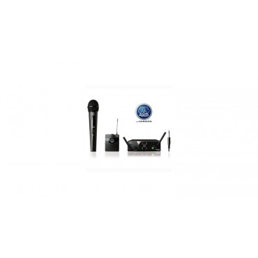 WMS40 MINI 2 DUAL MICRO VOCAL / INSTRUMENTAL SET AKG