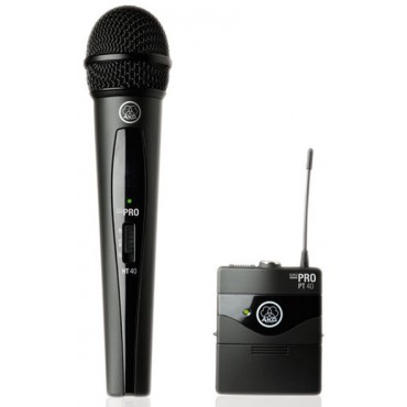 WMS40 MINI 2 DUAL MICRO VOCAL / INSTRUMENTAL SET AKG