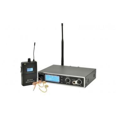 171892 IEM16 MONITOREO CHORD UHF 16 CH. AURICULARES