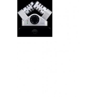 IQ6 MICRO CONDENSADOR ZOOM UNIDIRECCIONAL ESTEREO XY PARA IOS