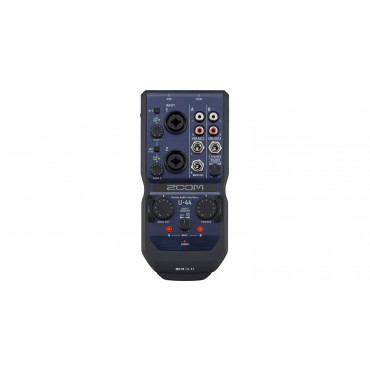 U44 INTERFACE DE AUDIO ZOOM 4IN 4OUT