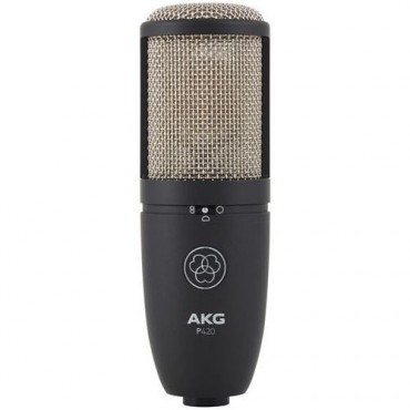 PERCEPTION 420 MICRO DE CONDENSADOR DE ESTUDIO AKG