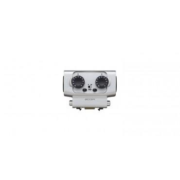 EXH6 COMBO ZOOM Cápsula combo XLR/TRS para grabador H6