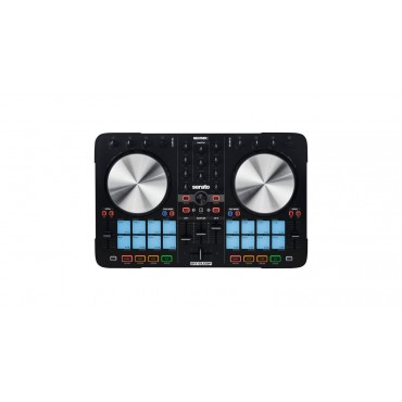 BEATMIX 2 MK2 CONTROLADOR RELOOP 2 CANALES 16 PADS SERATO INTRO