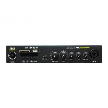 AML300 USB/BT MEZCLADOR/AMPLIFICADOR AMS