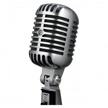 55SHII MICROFONO SHURE DINAMICO VOCAL RETRO
