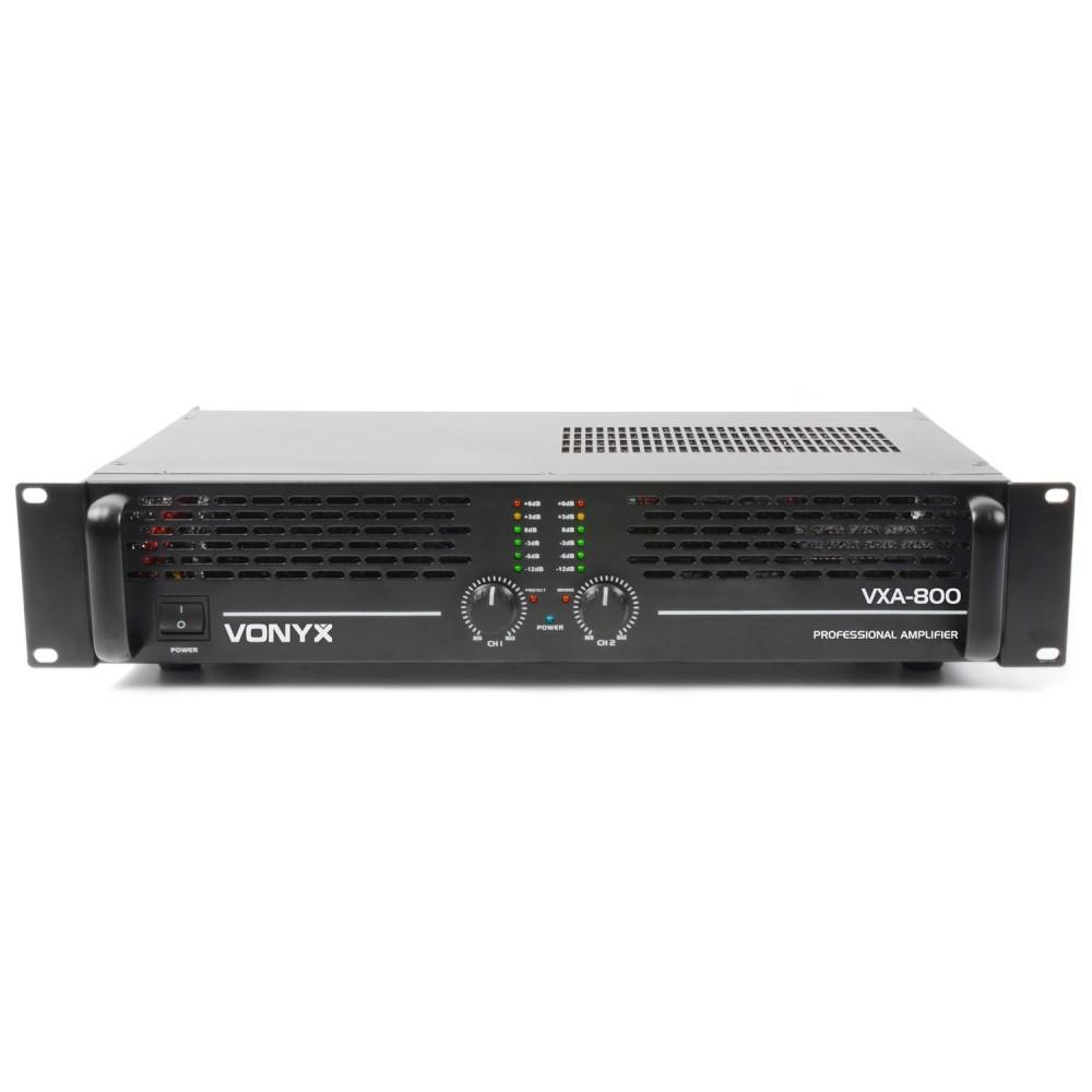 172050 ETAPA POTENCIA 2 X 400W VONYX