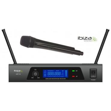UHF10B MICRO INALAMBRICO IBIZA SOUND UHF