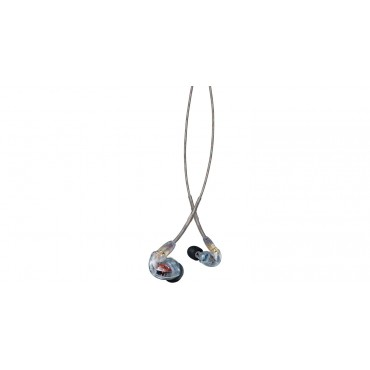 SE425 CL AURICULAR IN EAR TRANSPARENTE SHURE