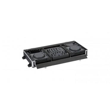 CASE X12 GLII MALETA DE TRANSPORTE WALKASSE XONE DB4 Y 2  XDJ1000 MKII