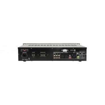 953214UK AMPLIFICADOR RM120 ADASTRA 5 CANALES 100V.