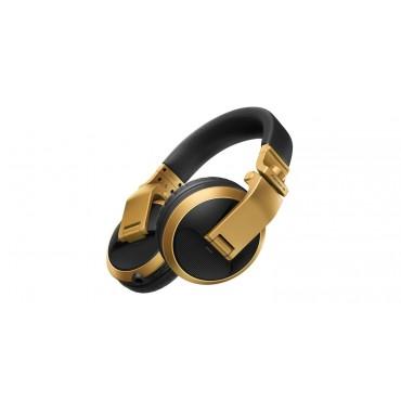HDJX5 BTN BLUETOOTH DORADO AURICULAR PIONEER DJ PROFESIONAL