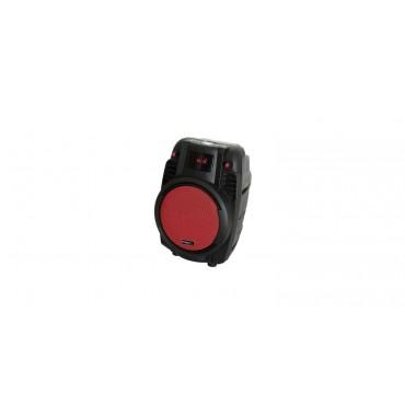 POWER6 ALTAVOZ PORT.IBIZA SOUND USB/MIC/AUX BATERIA 3 MESES GARANTIA
