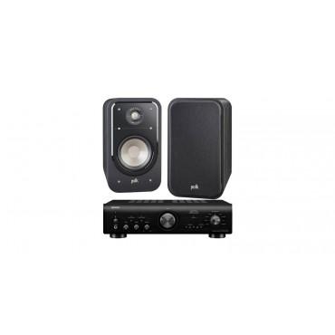 PACK PMA800+S20 DENON POLK AUDIO