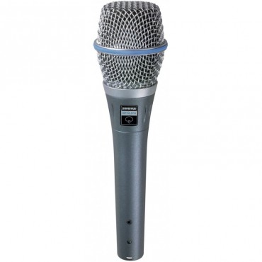 BETA87A MICRO VOCAL DE CONDENSADOR SHURE