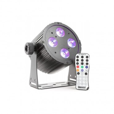 151300NL FOCO BAC404 BEAMZ LED 4x 18W 6 en 1 LEDs