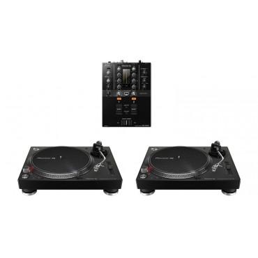 PACK 2 PLX500+DJM250 PIONEER
