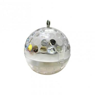 OVNI MAGIC LED BOLA DE LUCES LED M/D 2 ROJOS/VERDES/AZULES/BLANCOS/AMBAR