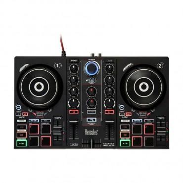 IMPULSE200 CONTROLADOR DJ HERCULES