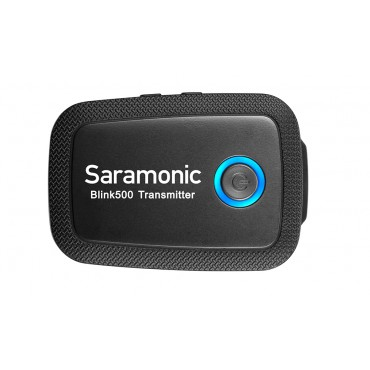 BLINK500 B2 MICROFONO INALAMBRICO SARAMONIC 2,4GH. 2 EMISORES 1 RECEPTOR