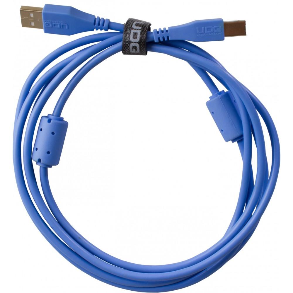 638257 CABLE USB U95002LB AZUL UDG 2 METROS