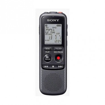 ICDPX240 GRABADOR USB SONY  DIGITAL MP3 USB HASTA 521 HORAS