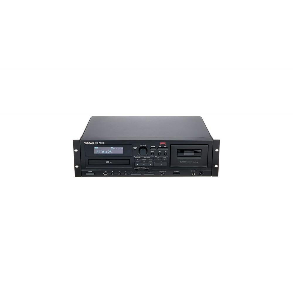 CDA580 COMBI CASETE/CD TASCAM