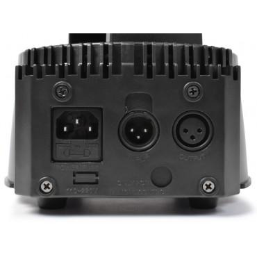 150518 MINI CABEZA MOVIL BEAMZ MICRO/AUTO/DMX LEDS 7x10W