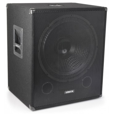 170751NL SUBWOOFER 15'' 600W SKYTEC ACTIVO 600W .