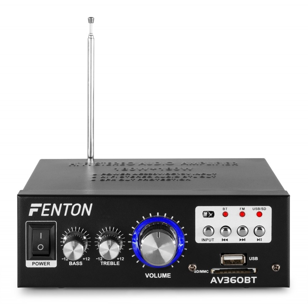 103144 AV360BT MINI AMPLIFICADOR FENTON