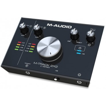 MTRACK 2X2 INTERFACE AUDIO M-AUDIO