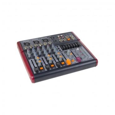 QPM502 MEZCLADOR QP AUDIO MP3-SD