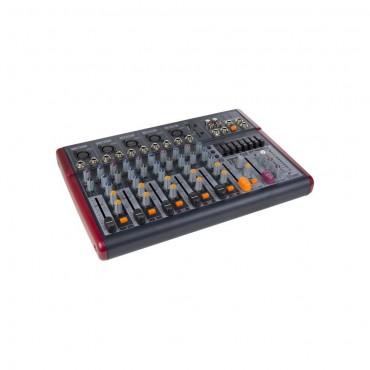 QPM802 MEZCALDOR QP AUDIO USB-SD EFECTOS