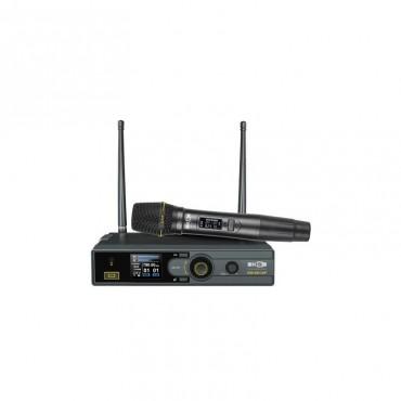 KMI600 UHF MICROFONO MANO INALAMBRICO KMI