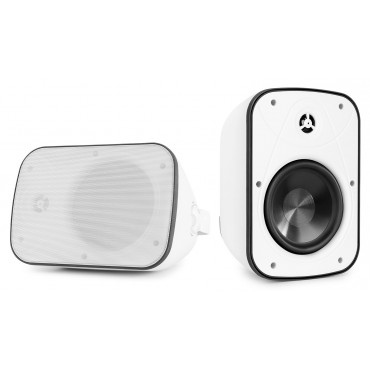 100097NL PAR ALTAVOCES BD65W POWER DYNAMICS COLOR BLANCO
