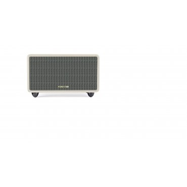 BLUEVINTAGE 45B REPRODUCTOR FONESTAR AIRE RETRO USB/MP3 BLANCO