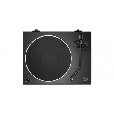 LP5X BK GIRADISCOS  AUDIO-TECHNICA TRACCION DIRECTA MANUAL