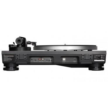 LP5X BK GIRADISCOS  AUDIO-TECHNICA TRACCION DIRECTA MANUAL