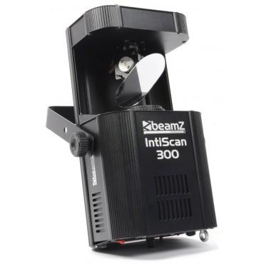 150538 SCANNER DE LED 30W BEAMZ 8 CANALES DMX 8 GOBOS Y FOCO