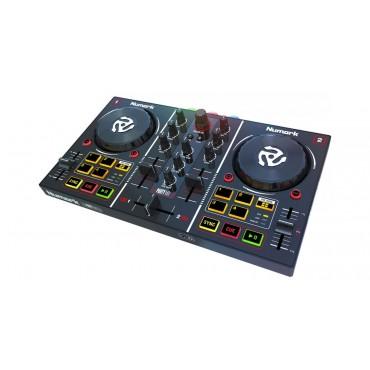 PARTYMIX CONTROLADOR NUMARK VIRTUAL DJ LE