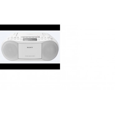 CFDS70W RADIO CD BLANCO SONY