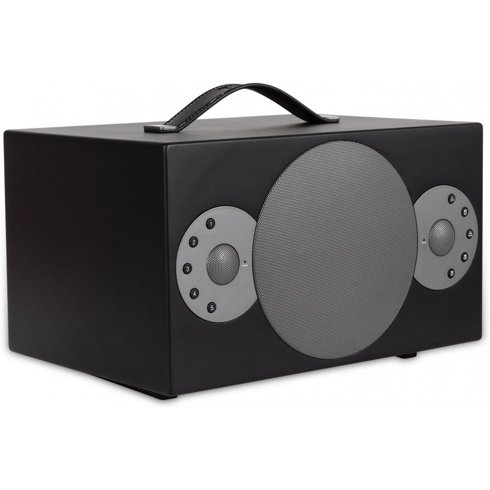 SPHERE 6 BLACK ALTAVOZ PORTATIL TIBO