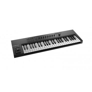 KOMPLETE KONTROL A49 NATIVE TECLADO MIDI 49 TECLAS