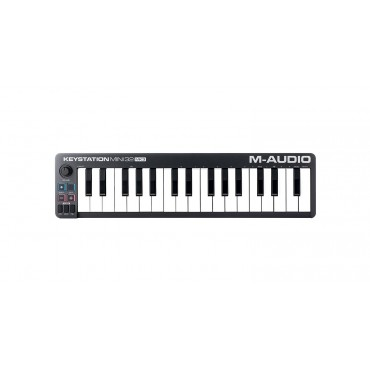 KEYSTATION MINI 32 MK3 TECLADO M-AUDIO COMPACT USB 32 TECLAS