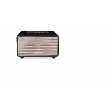 BLUEVINTAGE 45N REPRODUCTOR FONESTAR AIRE RETRO USB/MP3 NEGRO