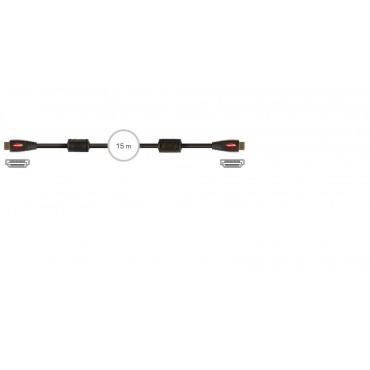 791015 CABLE HDMI-HDMI 15 MT. ALTA CALIDAD FONESTAR