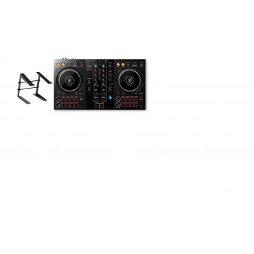 DDJ400 PIONEER DJ+SOPORTE ORDENADOR SOUNDSATION