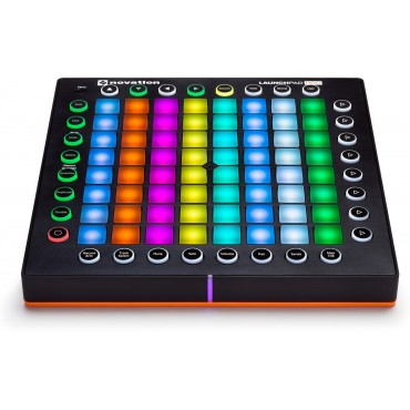 LAUNCHPAD PRO NOVATION CONTROLADOR MIDI PRODUCCION E INTERPRETACION