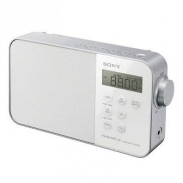 ICFM780SLW RADIO BLANCA SONY PORTATIL
